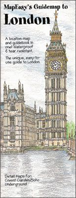 London by Mapeasy