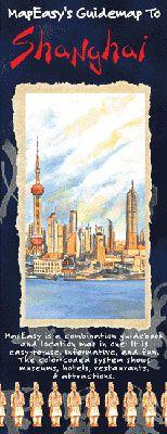Shanghai by Mapeasy