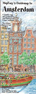 Amsterdam by Mapeasy