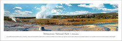 Yellowstone Panorama Print
