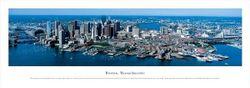 Boston Panorama Print