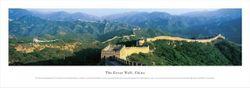 Great Wall of China Panorama Print