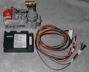 Dexen Electronic Ignition