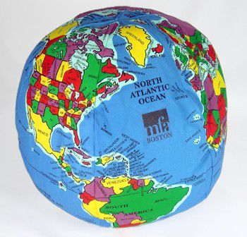 hug a planet pillow globes soft stuffed world globe pillows With best pillow on earth