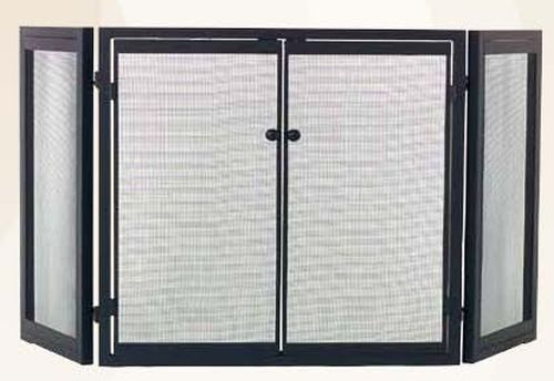 stove and fireplace screens