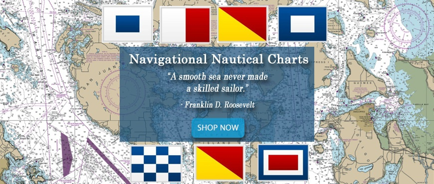 Navigate our Nautical Charts now!